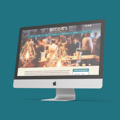 - Brodies Website Mockup 400x400 - Home page