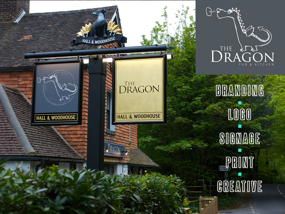 the dragon | full digital service - dragon branding - THE DRAGON | full digital service